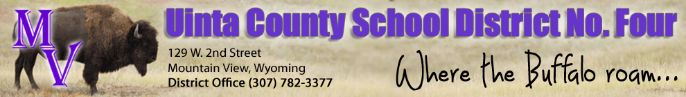 Uinta County School District #4 Logo