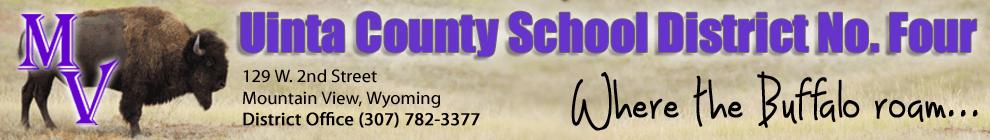 Uinta County School District #4 Logo